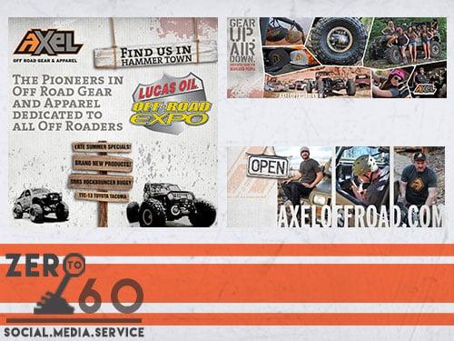 AXEL Social Graphics