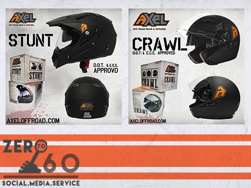 CRAWL STUNT Boxes